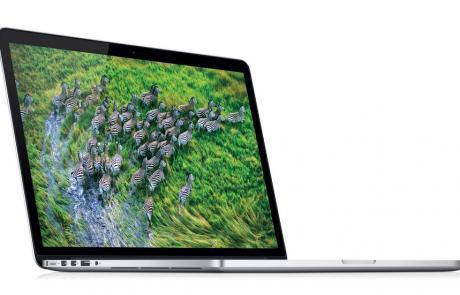 Nu ook de MacBook Pro met Retina display
